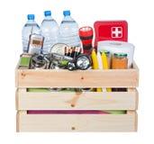 Objecte utile dans les situations d'urgence telles que des catastrophes naturelles Image libre de droits