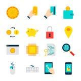 Objecten Crypto Munt Stock Afbeeldingen