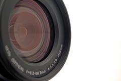 Objectif d'un appareil photo numérique Photographie stock libre de droits