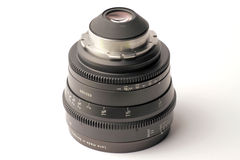 Objectif de caméra Photographie stock
