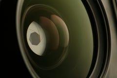 objectif de caméra 45 Photo libre de droits