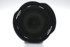 Objectif de caméra de zoom Photo stock