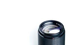 Objectif de photo Photographie stock