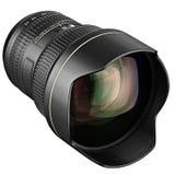 Objective camera lens Stock Photography