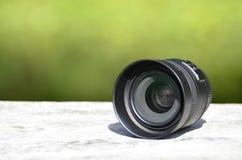 Objective för fotograf Royaltyfria Bilder