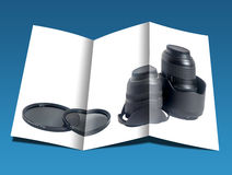 Objectives for the camera Royalty Free Stock Photography