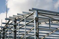 Objecto metálico estrutural foto de stock royalty free
