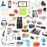 Objects Collection Stock Image