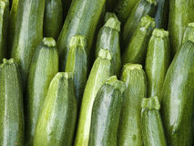 Objects - Cucumber Background Stock Image