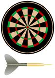Objects for darts Royalty Free Stock Image