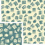 Objects - school Royalty Free Stock Images