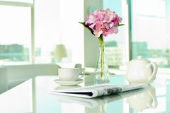 Objects on table Royalty Free Stock Image