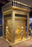Objects from the tomb of Tutankhamen Stock Photo