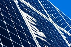 Solar Power 3 Royalty Free Stock Photography