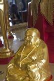 Objekt av en buddistisk kult arkivbild