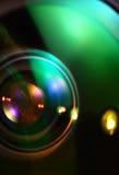 Objektiv-Elemente Lizenzfreie Stockbilder