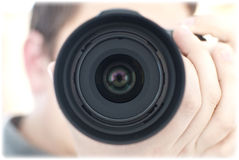Objektive Lizenzfreies Stockfoto