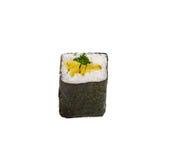 Objet d'isolement par sushi 2 Images libres de droits