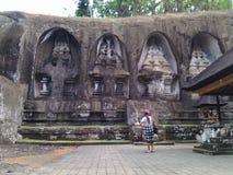 Objet dans Bali Image libre de droits