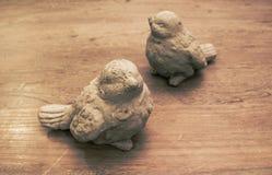 Objet de décoration d'oiseau Image stock