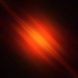Objet léger puissant abstrait Image stock