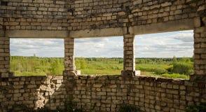 Objet militaire en Lettonie Photo stock