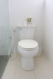Objet sanitaire d'articles d'intérieur de salle de bains Photos stock