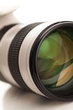 Objet-verre professionnel pour l'appareil-photo Image stock