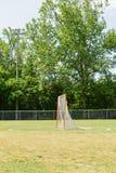 Objetivo da lacrosse foto de stock royalty free