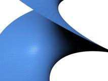 Objeto abstracto 3d Fotografía de archivo libre de regalías