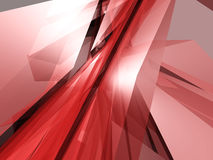 Objeto abstrato Imagens de Stock
