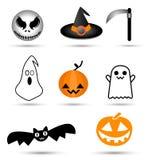 Objeto de Halloween Imágenes de archivo libres de regalías