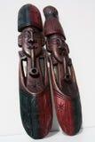 Objeto de madera del arte Imagenes de archivo
