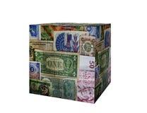 Objeto del dinero Fotografía de archivo