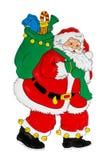 Objeto do Natal Imagens de Stock