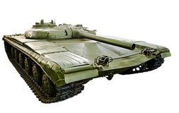 Objeto experimental soviético 775 del tanque del misil aislado foto de archivo libre de regalías