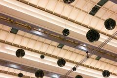 Objeto interior constructivo de la Navidad Fotos de archivo