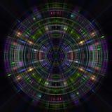 Objeto ligero abstracto Fotografía de archivo libre de regalías