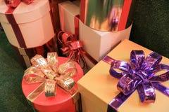 Objeto lindo del artículo de la decoración de la Navidad Fotos de archivo libres de regalías