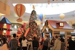 Objeto lindo del artículo de la decoración de la Navidad Imágenes de archivo libres de regalías