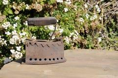 Objeto oxidado. Imagem de Stock Royalty Free
