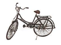 Objeto retro de la bici Foto de archivo