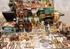 Objetos antigos Foto de Stock