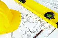 Objetos arquitectónicos Imagens de Stock