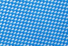 Objetos azules del modelo imagen de archivo libre de regalías