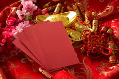 Objetos chinos del Año Nuevo Fotos de archivo libres de regalías