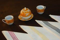 Objetos da cozinha foto de stock royalty free