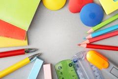Objetos da educação Fotos de Stock