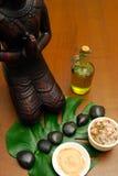 objetos da massagem Imagem de Stock Royalty Free