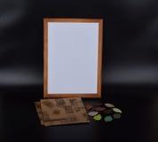 Objetos de la maqueta Imagen de archivo libre de regalías